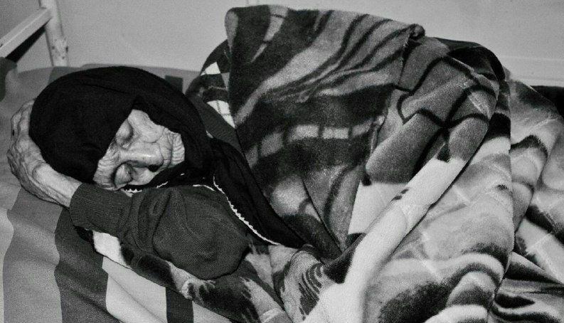 پیرترین زن ایران درگذشت