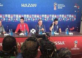 کیروش: همین که با اسپانیا بازی میکنیم خودش یک برد است