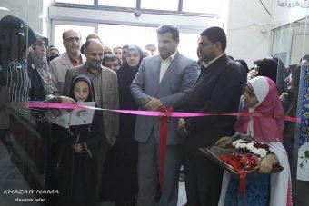 افتتاح نمایشگاه حجاب و عفاف در سالن ارشاد ساری