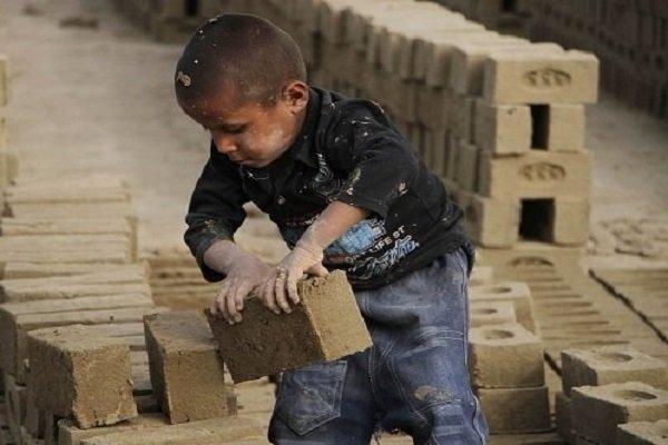 حذف کامل کودکان کار و تکدی گری ممکن نیست