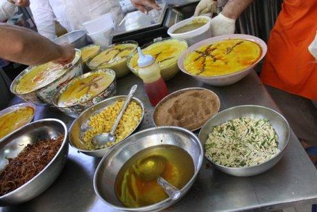 سحری غذای پرچرب نخورید/با نوشیدنی گرم افطار کنید