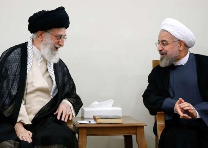 رهبر انقلاب: به جد معتقدم دولت میتواند بر مشکلات فائق آید
