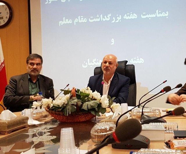 دیدار فرهنگیان با رهبری در هفته معلم