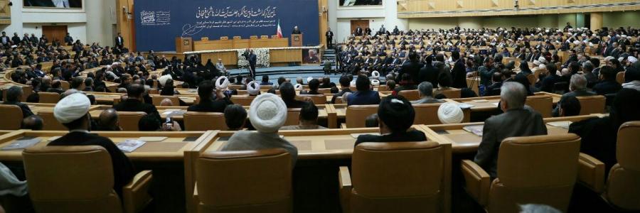 رئیس جمهور: آیت الله هاشمی رفسنجانی شخصیت بزرگیست است که بر گردن انقلاب، مردم، ایران و نواندیشی اسلامی حق بزرگی دارد.