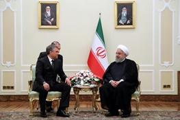 روحانی:برخی بهانهگیریهای غربدرباره روسیه قابل درکنیست