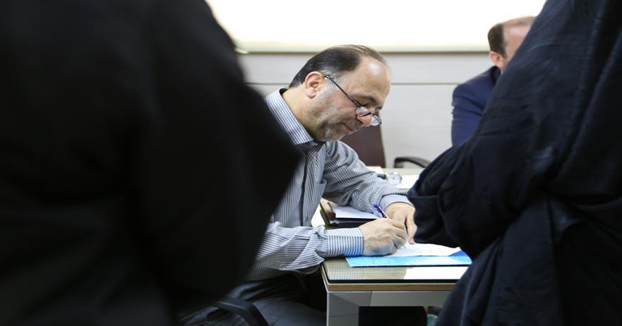 گزارش تصویری ملاقات مردمی دکتر آرام مدیر کل بهزیستی مازندران