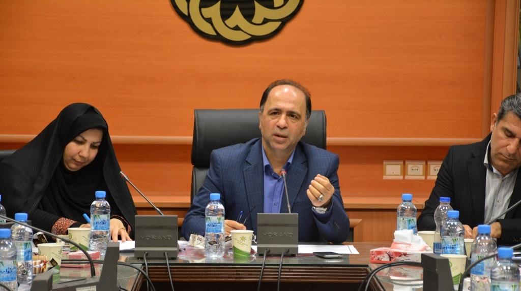 برگزاری جلسه اتاق فکر شورای هماهنگی مبارزه با مواد مخدر استان مازندران