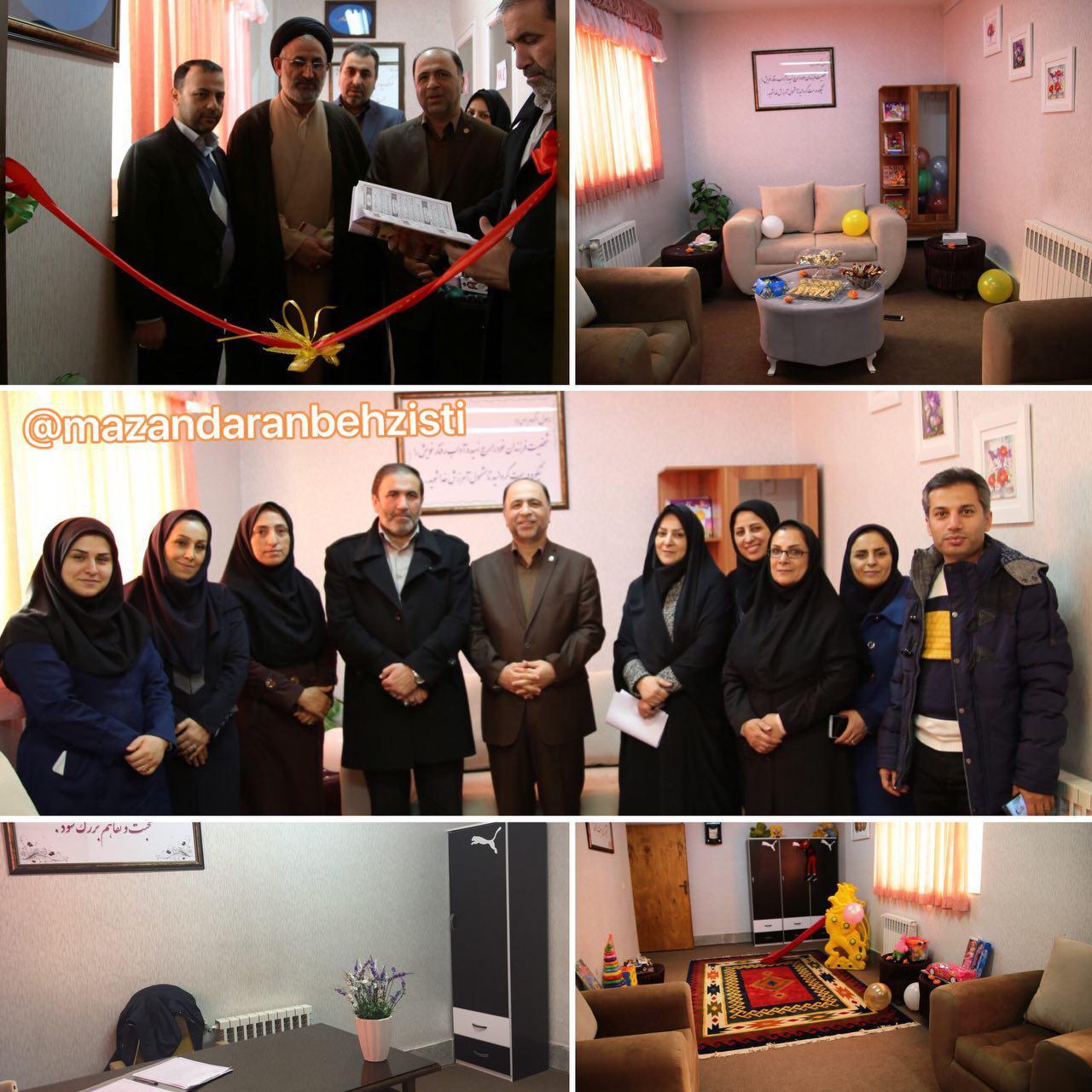 دکتر آرام: خانه مهر حلقه مفقوده در روند آسیب شناسی فرزندان طلاق بود