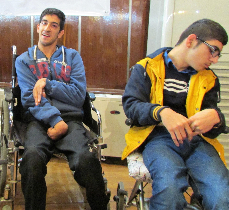 تغییر ساختار و اصلاح نگاه جامعه نسبت به معلولین لازم و ضرروری ست