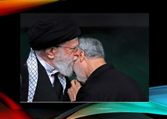تبریک صمیمانه رهبری به سردار سلیمانی: از کید دشمن غفلت نشود