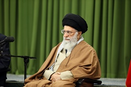 رهبرانقلاب: غلط زیادی آمریکا درباره قدس به سرانجام نمیرسد