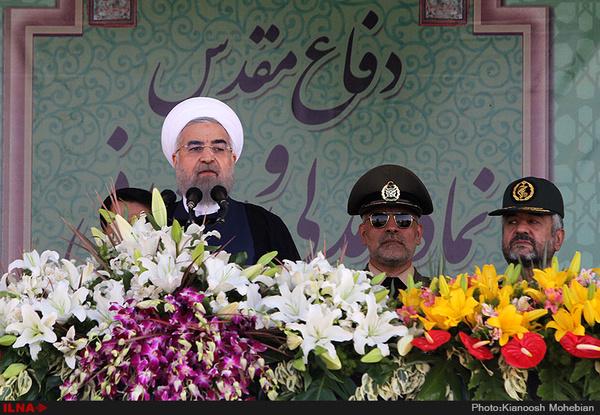 قدرت دفاعی ایران همواره برای تحکیم عزت و صلح در این سرزمین است