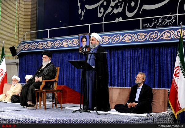 دوباره برای اعتلای ایران و اسلام آمده ام