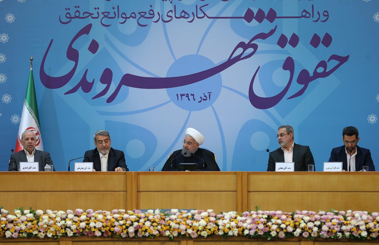 در نخستین اجلاس ملی گزارش اجرای حقوق شهروندی انجام شد