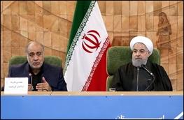روحانی: نباید در موقع حادثه مچ همدیگر را بگیریم