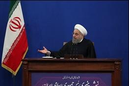 روحانی:برجام بازنویسی نمی شود/به اعتراضات احترام میگذاریم