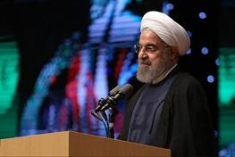 روحانی : تثبیت وضعیت دریاچه ارومیه افتخار دولت یازدهم است