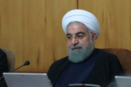 روحانی: هفته دولت فرصتی بزرگ برای ارائه گزارش خدمت به مردم و افزایش سرمایه اجتماعی است