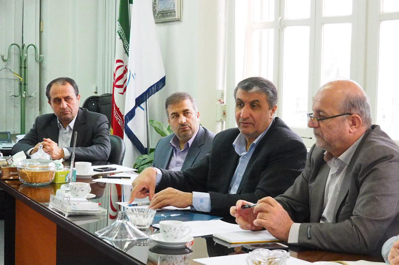 استاندار در نخستين جلسه رسمی اتاق فکر در دانشگاه مازندران