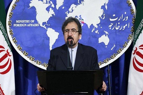 سخنگوی وزارت امور خارجه:  ولیعهد عربستان خاماندیشی متوهم است که جز به دروغ سخن نمیگوید
