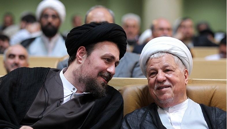 سید حسن خمینی:  از آیتالله هاشمی بت نمیسازم اما او حقیقتا یک انقلابی شجاع بود
