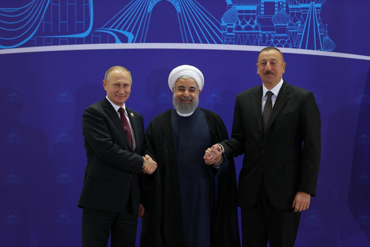 روحانی به پوتین:حفظ و پایداریبرجام برای صلح منطقهمهم است
